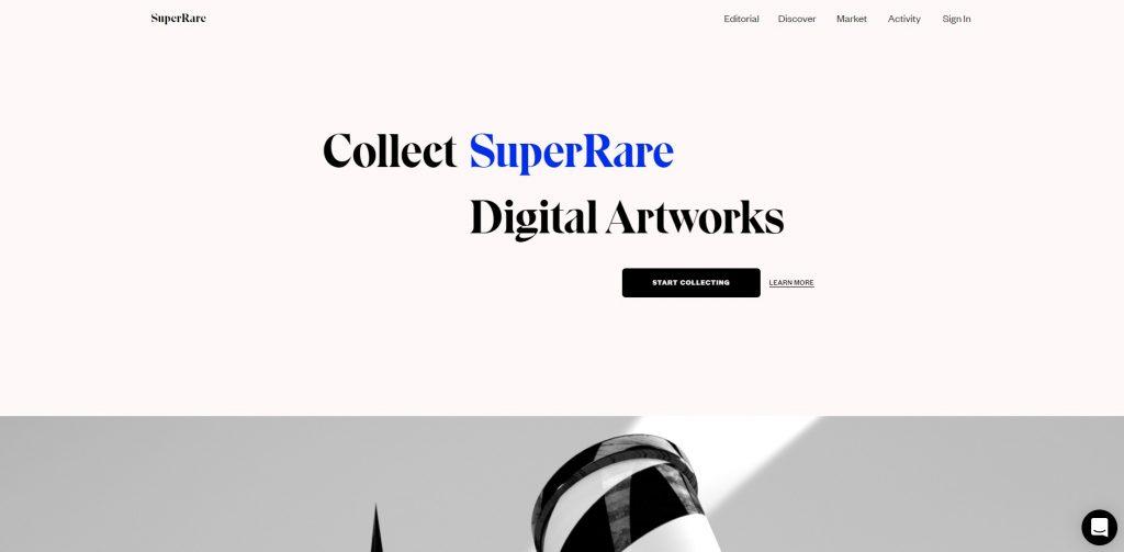 SuperRare - NFT Marketplaces